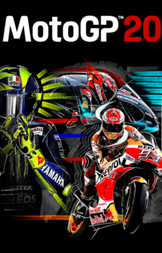 MotoGP™20 - box art