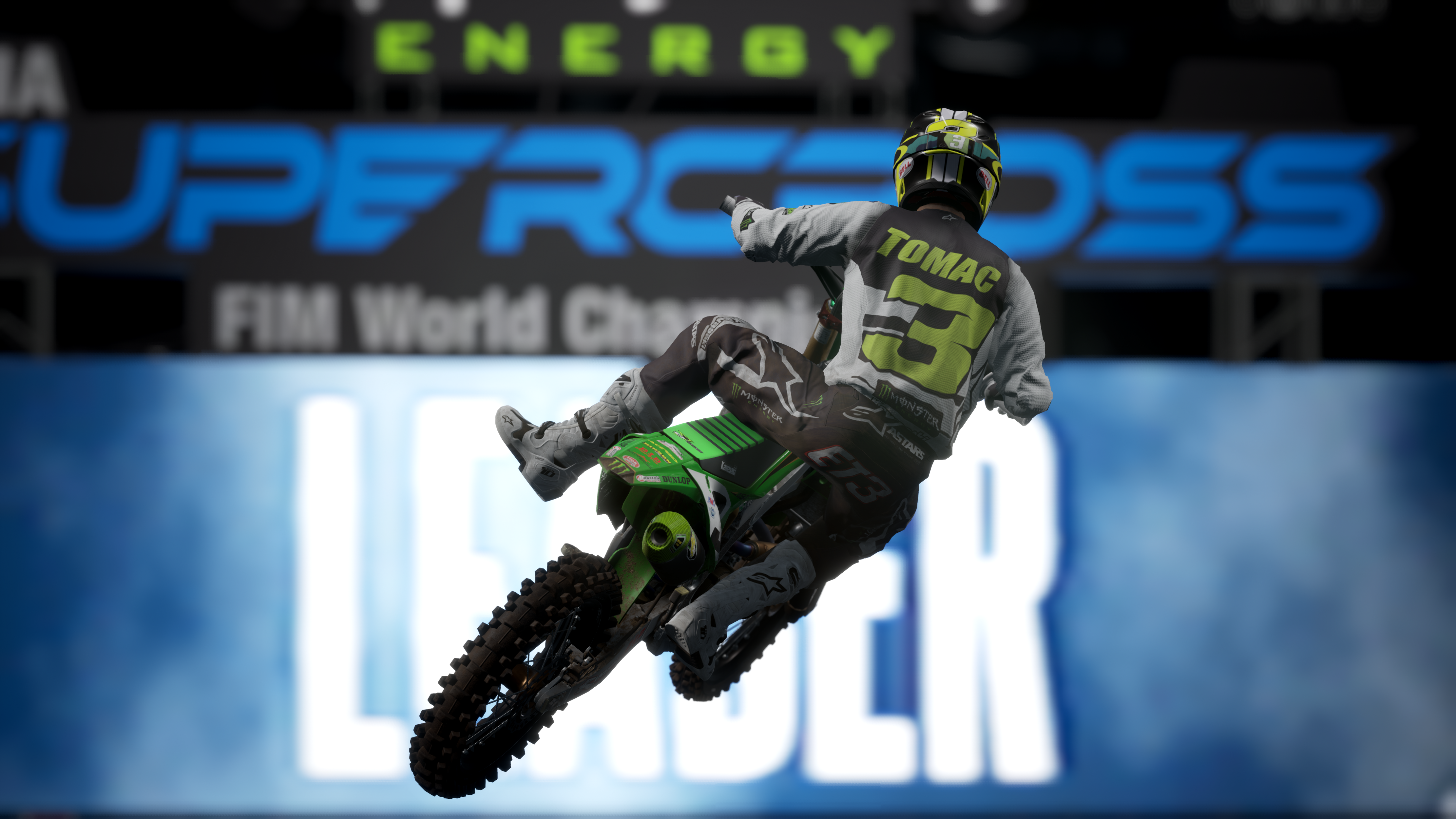 Monster Energy Supercross 4 - screenshot